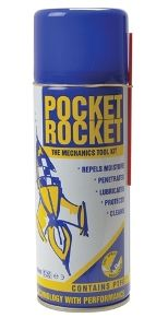 Pocket Rocket Lubricant Spray (400ml)